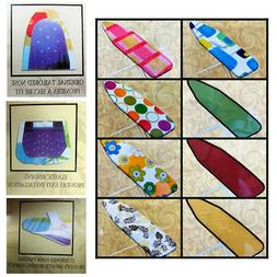 1 Ironing Board Cover Foam Cushioned Pad Scorch Heat Resista