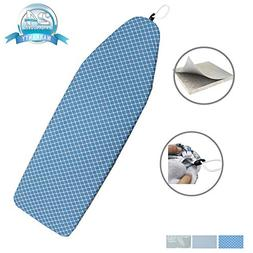 Duwee 15x54 Deluxe Heat Resistant Ironing Board Cover Thicke