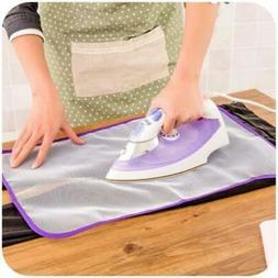 1pc Ironing Board Cover Protective Press Mesh Home Accessori