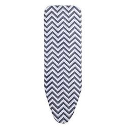 1pc Ironing Board Cover Striped Cotton Thicken Protector Was