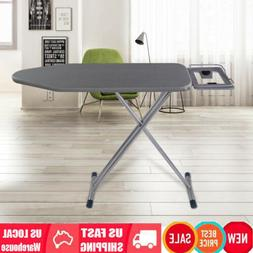 "36"" Adjustable Folding Ironing Board Compact Table Counter I"