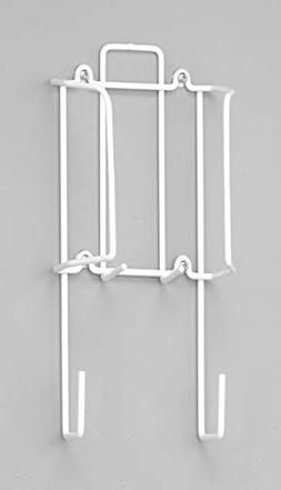 Whitmor 6023-5852 4 x 19.6 White Wire Over The Door Ironing