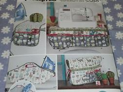 SIMPLICITY 8822 SEWING ACCESSORIES MAT IRON & IRONING BOARD