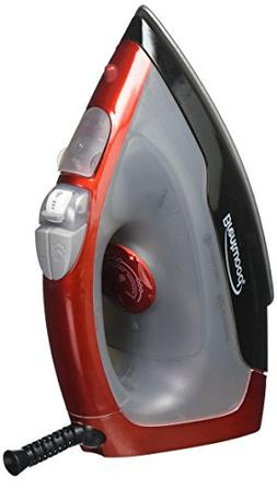 Brentwood MPI-54 Non-Stick Steam/Dry Spray Iron