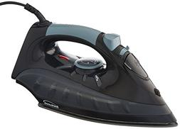 Brentwood Non-Stick Steam/Dry, Spray Iron in Black  - 1200 W