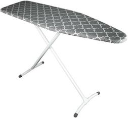 "Homz Contour Ironing Board, Extra Stable Legs, 54"" x 14"" Adj"