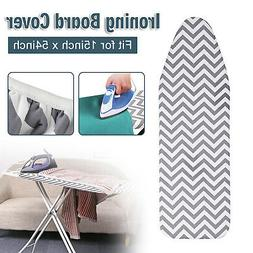 ironing board cover coated thick padding heat