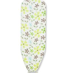 TT&CC 100% Cotton Ironing Board Cover, Durable Home Print No