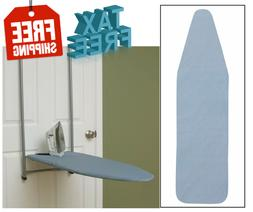 Household Essentials Cover and Pad for Over-The-Door Ironing