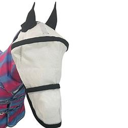 Coerni Crusader Fly Mask with Ears and Long Nose