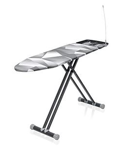 Gooder Home Diamond Series Top Ironing Board, Sturdy and Del
