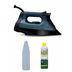 Rowenta Everlast DW7180 Steam Iron with Board Cover & Starch