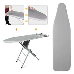 Folding Metal Ironing Board Vibrant Modern Cover Iron Rack N