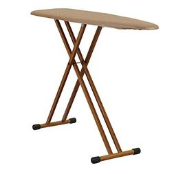 Four Leg Ironing Board in Natural