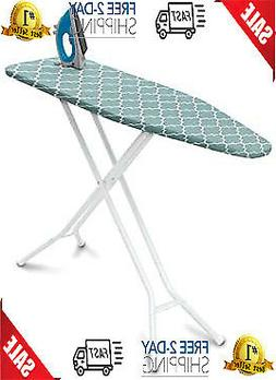 High Quality 54 Inches Large Ironing Board With Iron Rest Bl