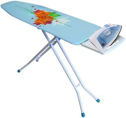 High Quality Ironing Board Heavy Duty With Iron Rest  Cover