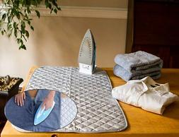 """NEW Instant Ironing Board for Small Space Living! 33 x 19"""" Q"""