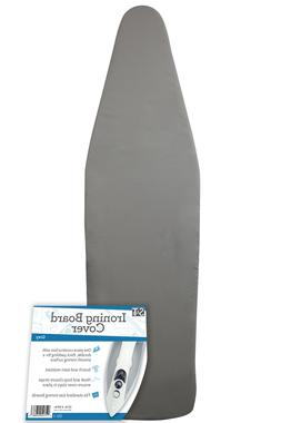Sturdy Collection - Ironing Board Cover - Dark Grey