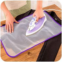 4pcs Ironing Board Cover Protective Press Mesh Iron for Iron