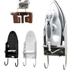 Ironing Board Hanger Iron Holder Rack Wall Door Holder Table