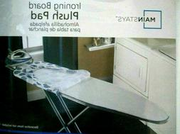 Ironing Board Plush Pad 14 in x 54 in Fits Standard Ironing