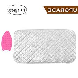 Ironing Mat, Portable Travel Ironing Blanket, Thickened Heat