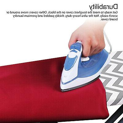 """Ironing Board Thick And Scorch Pad 15"""" x 54"""""""