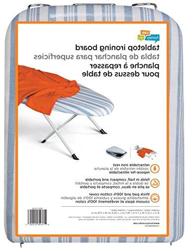Honey-Can-Do BRD-01292 Top Ironing