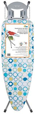 Honey-Can-Do BRD-02955 18 by 48-Inch Ironing Board with Rest