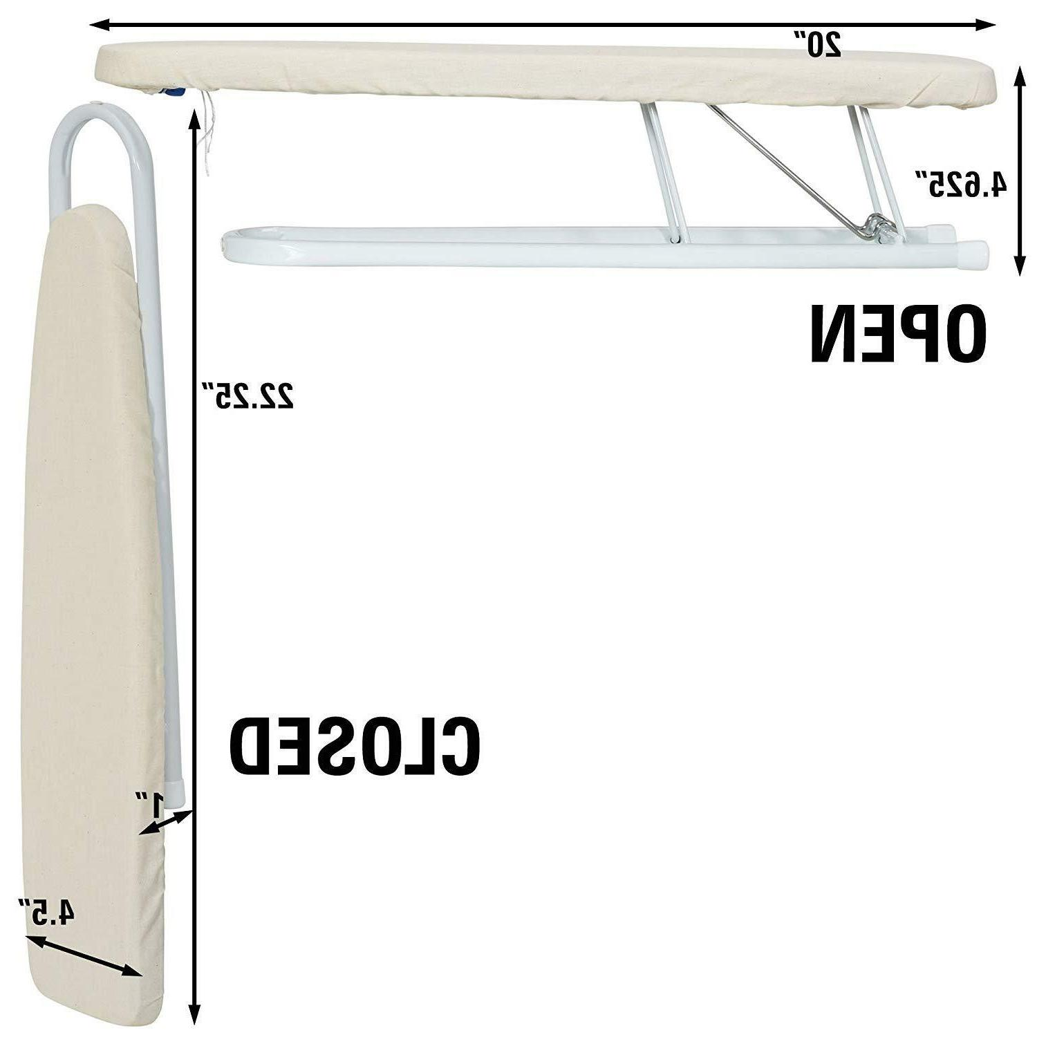 Accessory Ironing Board for Sleeves
