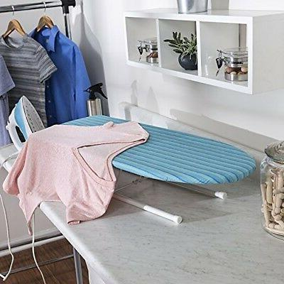 Ironing Compact Small Folding Iron Rest Holder