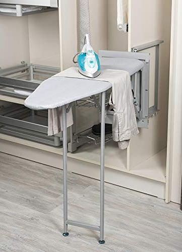 Starax Discrete Hideaway Retractable Ironing Board