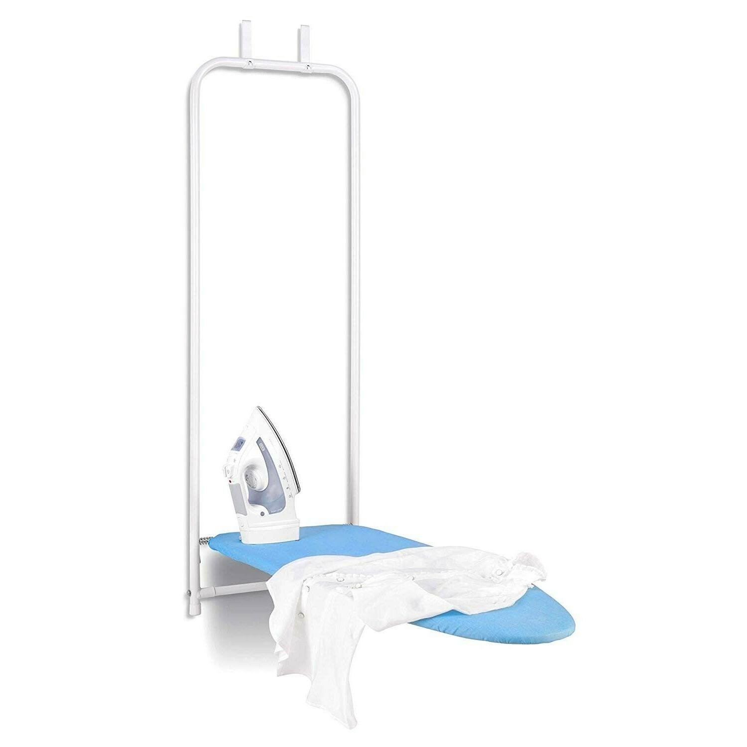 door ironing board on over the hanging