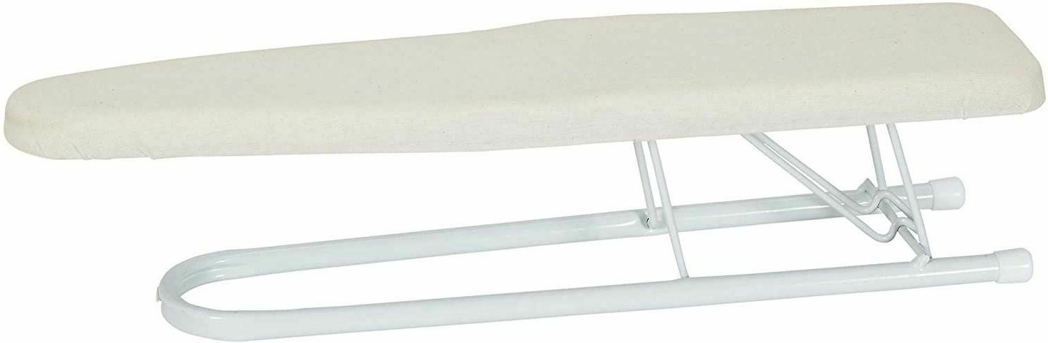 Dorm Room Table Top Ironing Board For Small Apartment Spaces