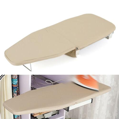 180° FOLDING IRONING BOARD Plate Space Saver Laundry easy s