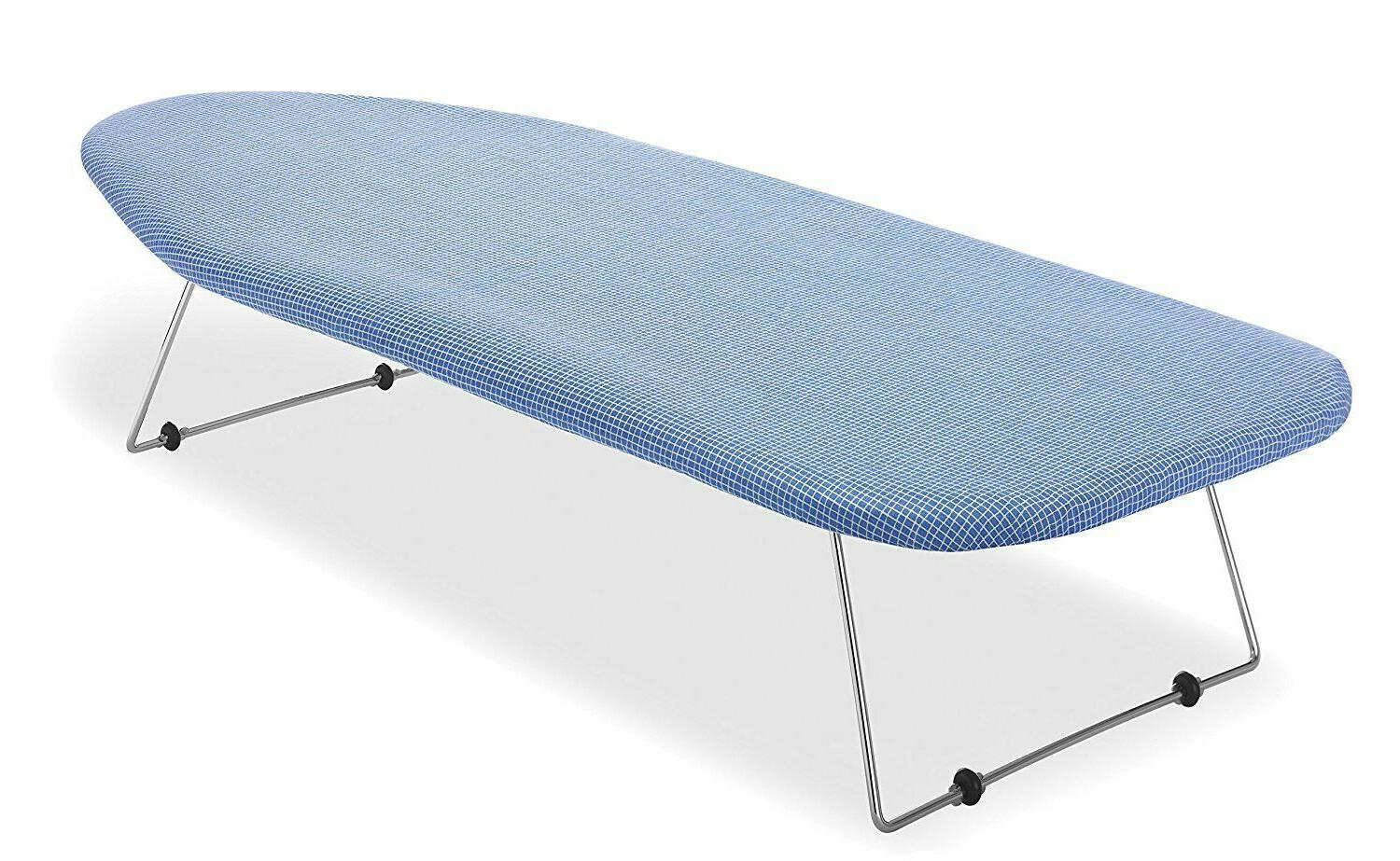 folding mini ironing board compact table counter