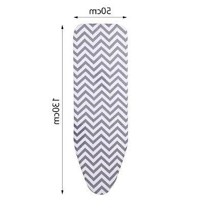 Household Large Heat Resistant Ironing Board Cover Protector
