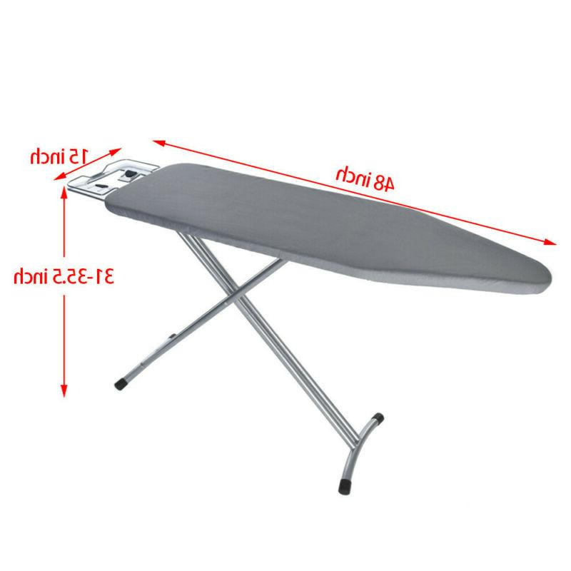High Quality Steel Ironing Board With Iron Rest