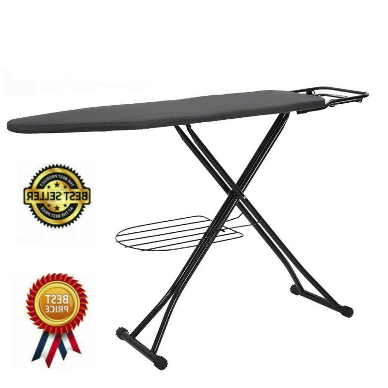 high quality adjustable steel ironing board