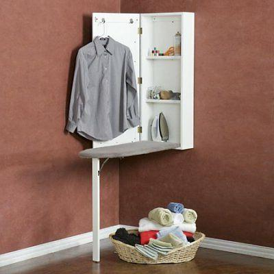hz3480r wall mount ironing center