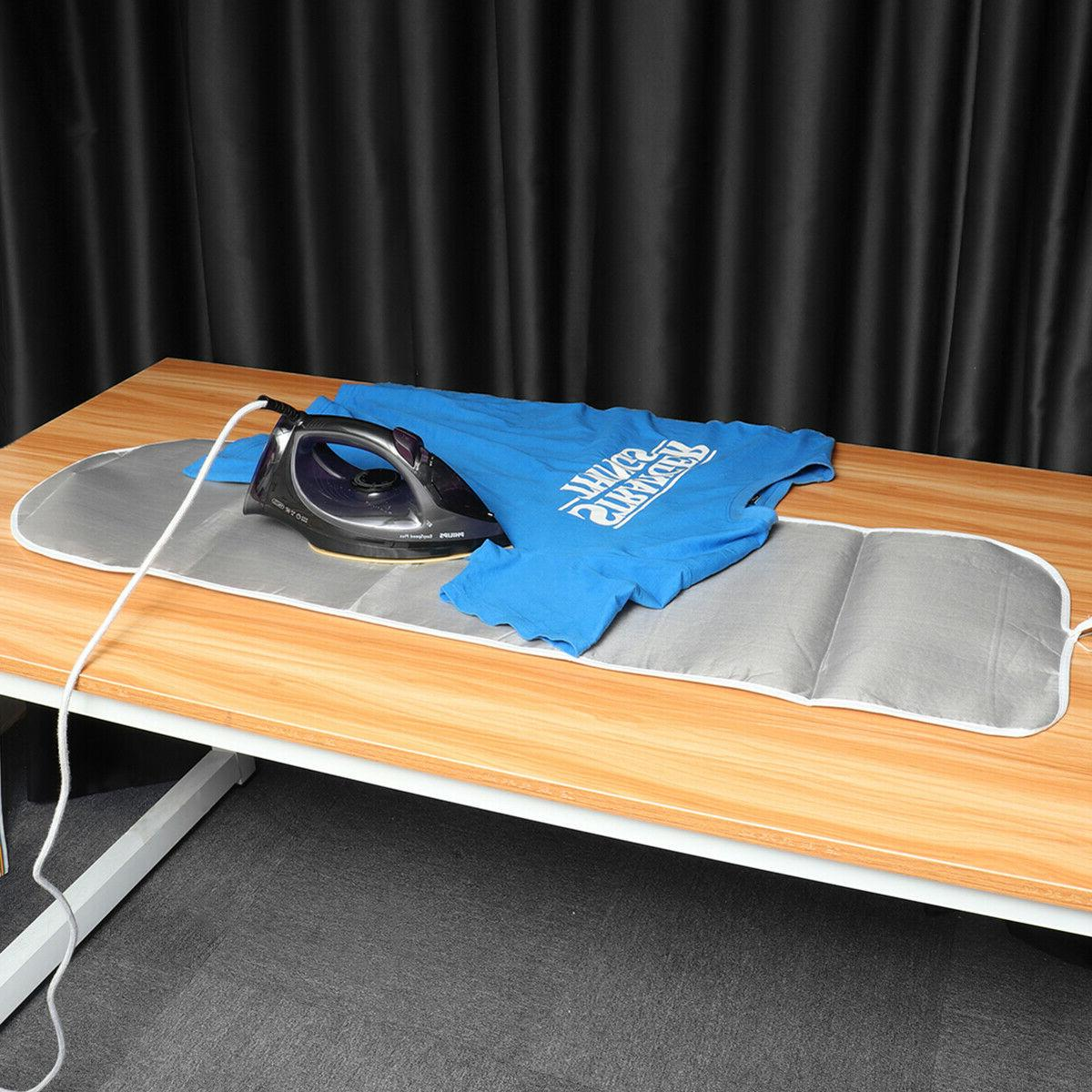 Iron Padded Ironing Board Cover 4mm Heat 3