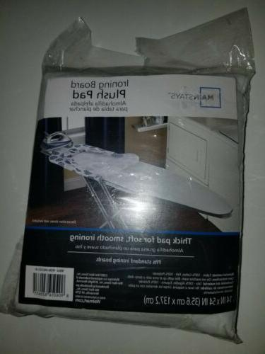 ironing board cover and pad fits standard