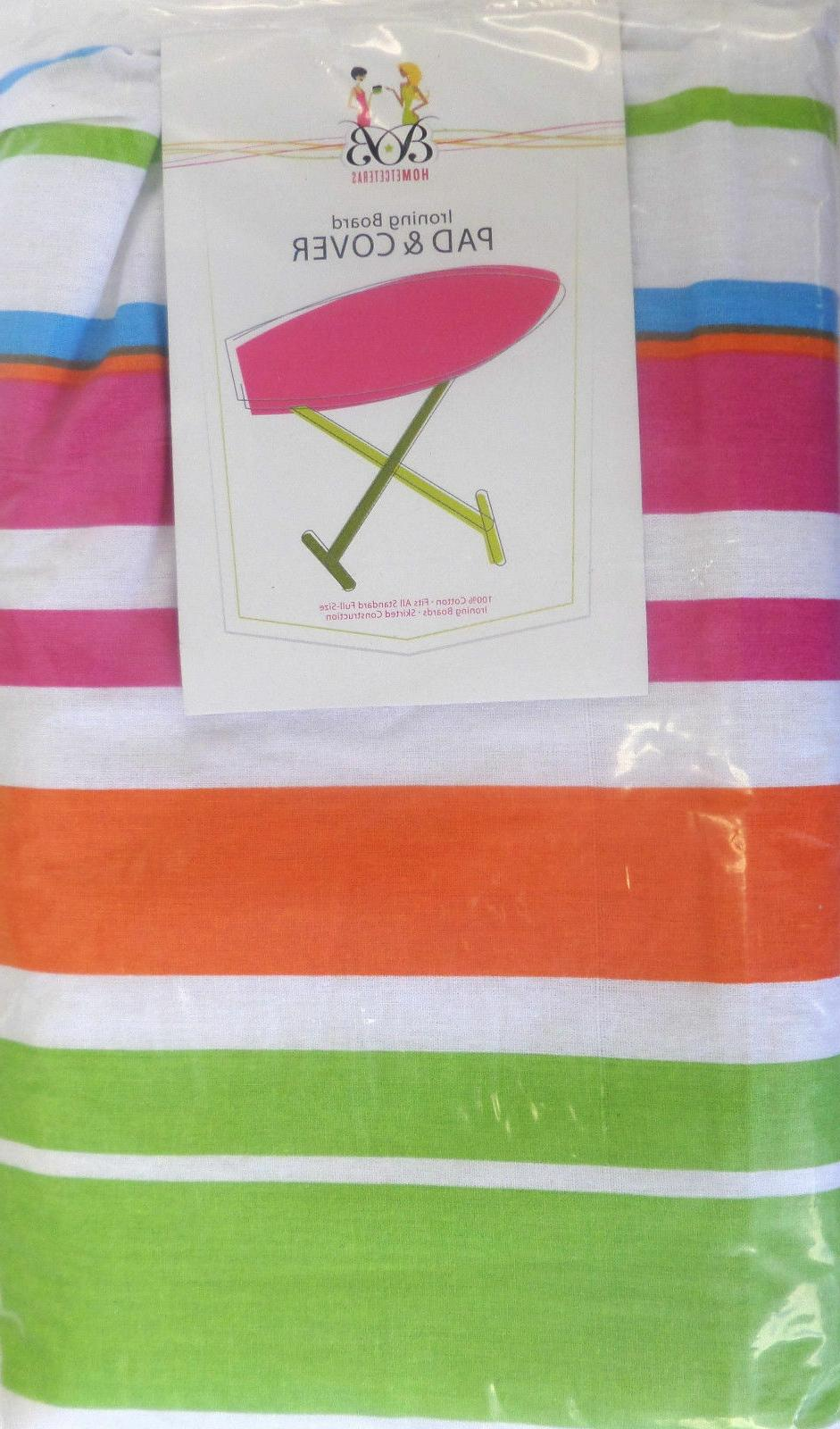 Ironing Cover Pad - Floral, Stripes & Patterns