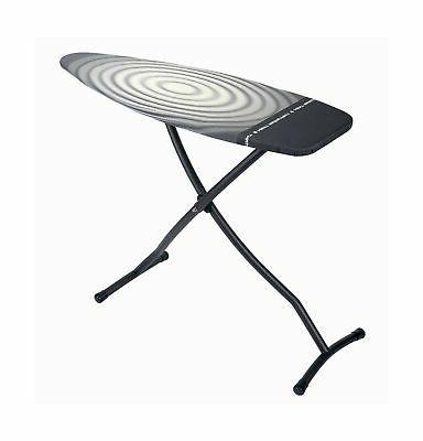 ironing board with iron parking zone size