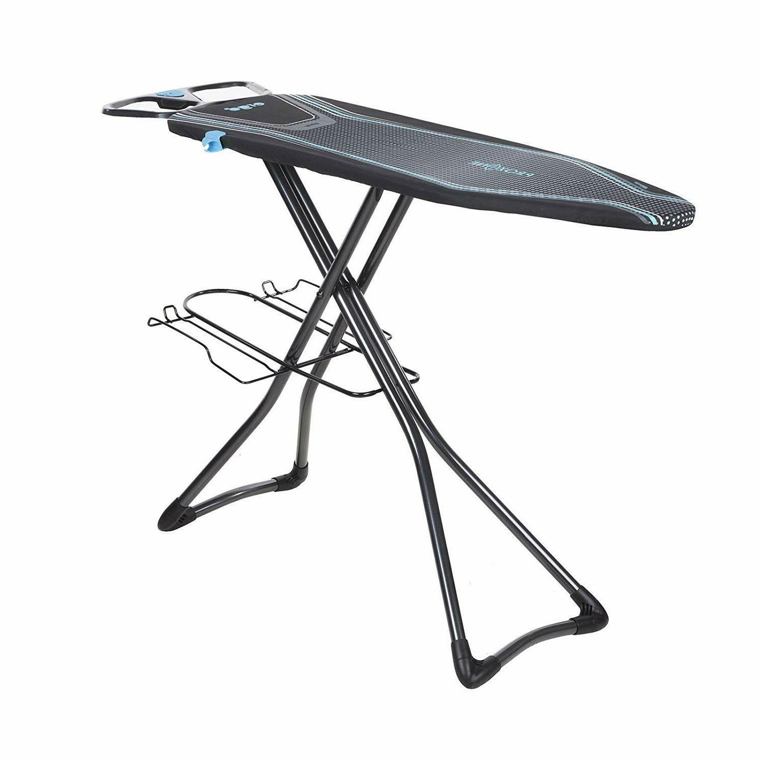 "Minky Ironing Board, 48"" Blue"