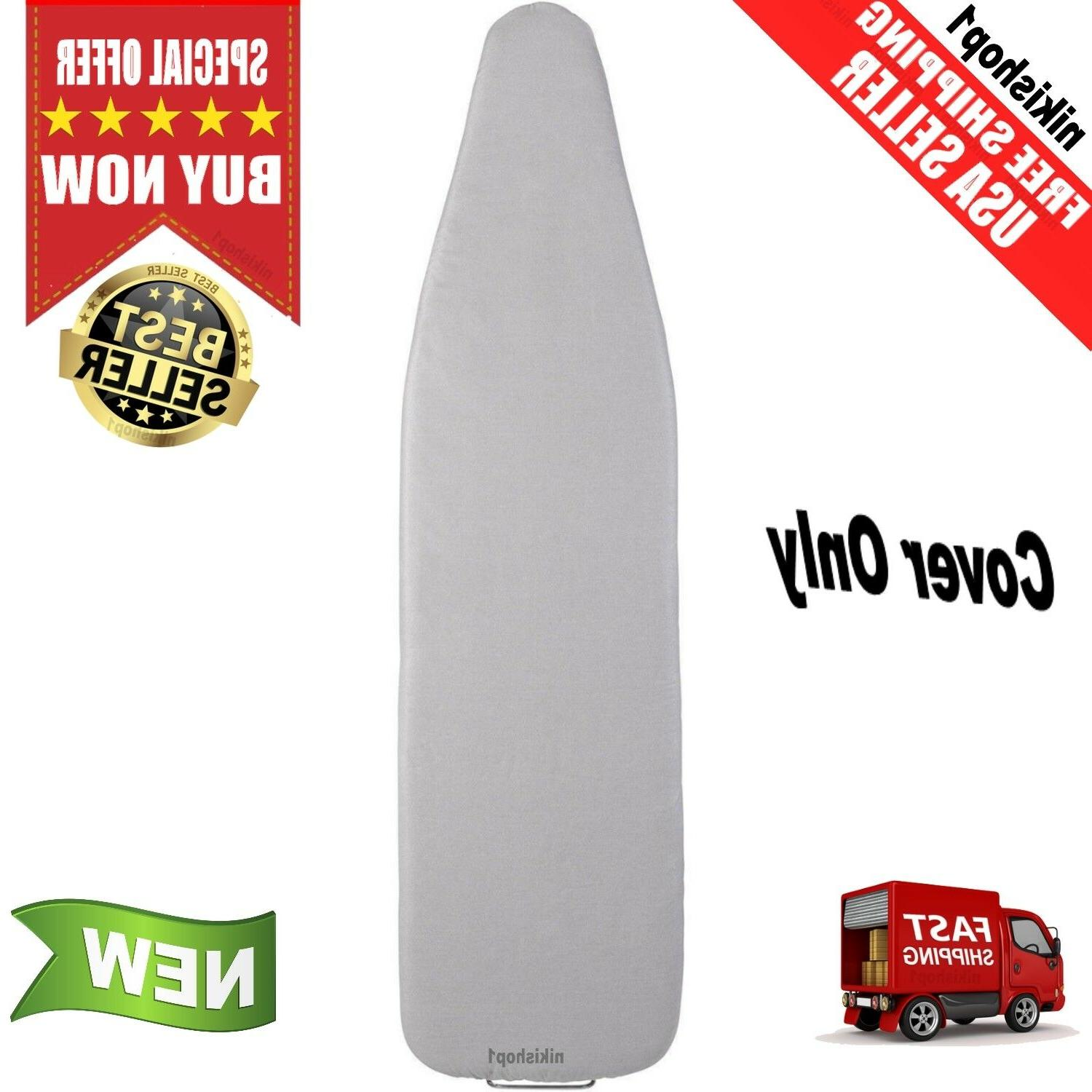 new iron padded ironing board cover thick