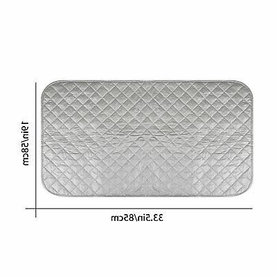 Portable Magnetic Mat Ironing Cover Heat