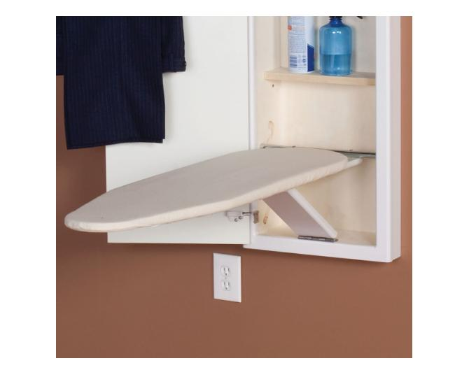 Stow Away Ironing Board Replacement And Cover In-Wall