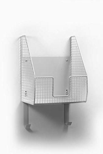 wall mount single basket
