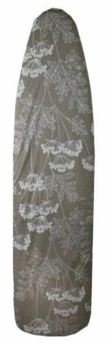 """Sunbeam Whimsical Willows 15"""" x 54""""  Cotton Ironing Board Co"""